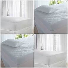 mattress protector quilted or waterproof single