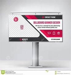 Billboard Design Template Billboard Design Template Banner For Outdoor Advertising