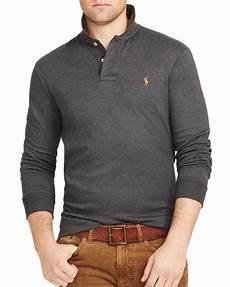 ralph sleeve polo shirts for ralph polo sleeved pima soft touch polo shirt