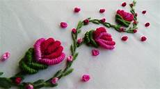 embroidery embroidery flowers