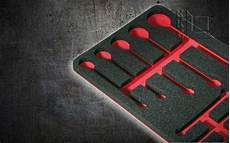 Werkzeug Einlagen Schaum by Schaumstoffeinlagen Werkzeugeinlagen Individuell