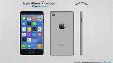 4th Design Iphone 7 Apple Iphone 7 Concept Slim Design By Ambalagurpreet On
