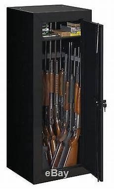 22 gun storage cabinet organizer safe box rifle big rack