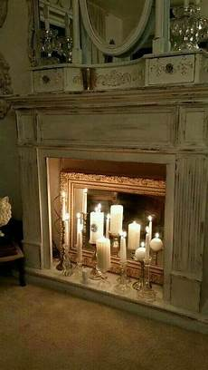 Decorate Fireplace Lighting 20 Simple Ways To Decorate A Fireplace Amp Mantle With