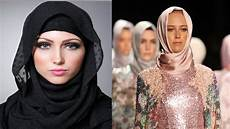 muslim fashion show in strong message