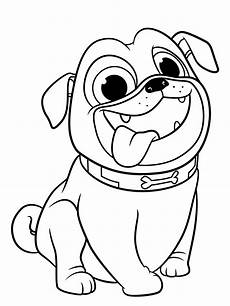 puppy pals coloring pages to and print for free