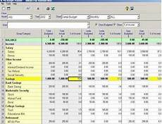 My Budget Planner My Budget Planner Personal Budgeting Software