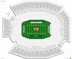 Eagles Stadium Seating Chart Philadelphia Eagles Seating Guide Lincoln Financial