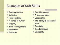 Sample Of Skills Job Searching 101 Skills Employers Look For