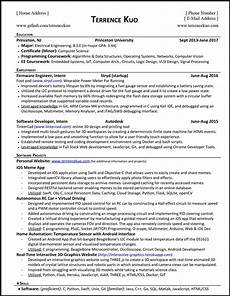 What To Write In Resume How To Write A Killer Software Engineering R 233 Sum 233