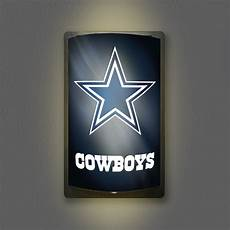 Dallas Cowboys Light Up Dallas Cowboys Motiglow Light Up Sign