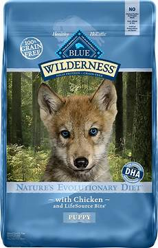 Blue Buffalo Puppy Feeding Chart Blue Buffalo Wilderness Puppy Chicken Recipe Grain Free