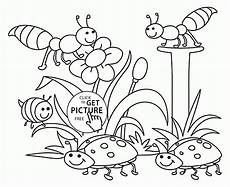nature around the house coloring pages coloring home
