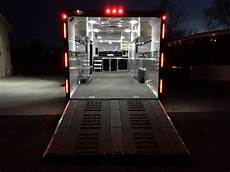Enclosed Trailer Interior Led Light Kit Stealth Cargo Charmac Trailers