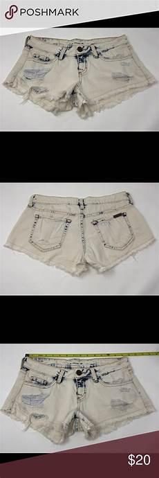 Sneak Peek Shorts Size Chart Final Sale Sneak Peek Low Rise Shorts Low Rise