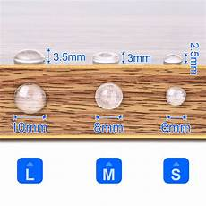 cabinet door bumpers clear adhesive rubber bumper pads