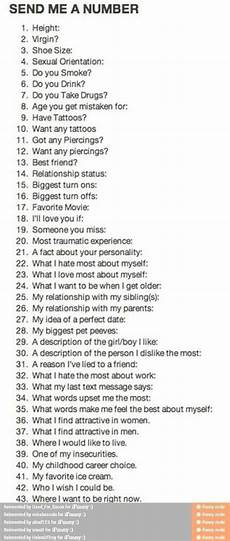 Truths To Ask I Ll Answer Them If You Ask This Or That Questions