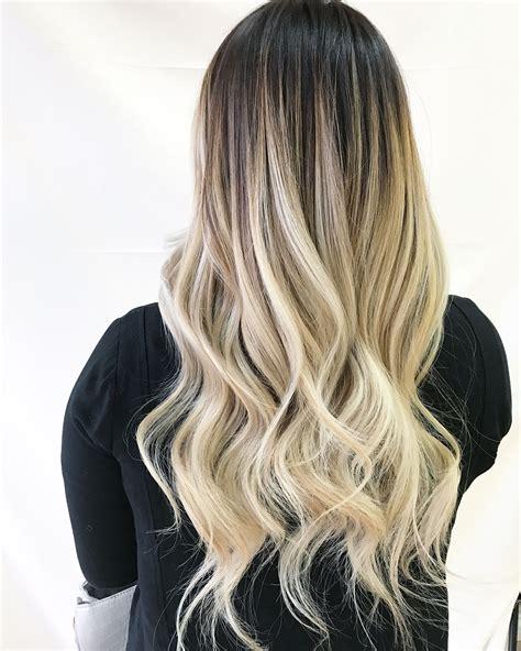 Blond Sombre