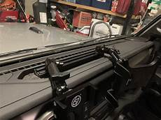 67 Design Jeep 67 Design Rail Phone Mount And Ipad Mount Install My