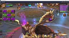 Crusaders Of Light Server Crusaders Of Light 2nd Boss Dawn Cathedral Yoe Amp Yeo Youtube