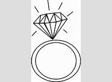 Diamond Ring Clip Art at Clker.com   vector clip art