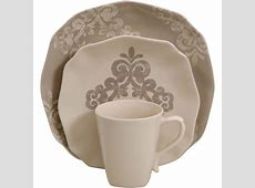 Better Homes and Gardens Antique Scroll 16 Piece