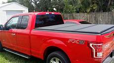 2011 2014 f150 extang solid fold tonneau cover 8ft bed 83415