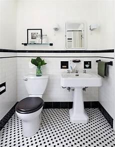 black and white bathroom tile ideas 31 retro black white bathroom floor tile ideas and pictures