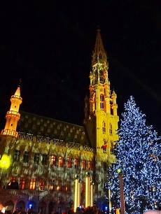 Brussels Christmas Market Light Show Feel The Magic At The Christmas Markets In Europe World