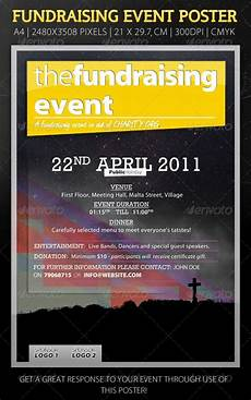 Charity Event Flyer Templates Free Modern Flyer For Fundraising Event With Images