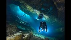cave diving youtube