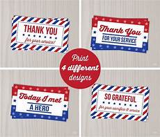 thank you card template for veterans instant veterans day thank you cards thank