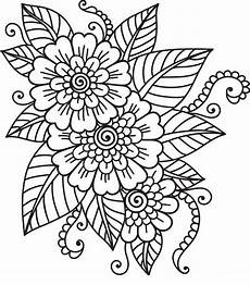 Blumen Ausmalbilder Erwachsene Blumen Ausmalbilder F 252 R Erwachsene Kostenlos Zum Ausdrucken 2