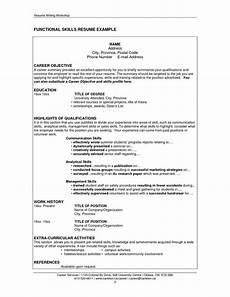 List Of Communication Skills For Resume Job Resume Communication Skills Http Www Resumecareer