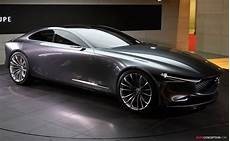 Mazda Vision Coupe 2020 by Mazda Vision Coupe Concept Car Wows Crowds At Tokyo