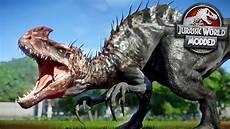 indominus rex failure malusaurus jurassic world