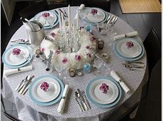 New Year?s Eve Dinner Party Table Setting   Courtney Out Loud