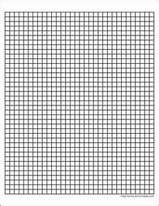 1 Square Per Inch Graph Paper Free Graph Paper 4 Squares Per Inch Heavy Black From