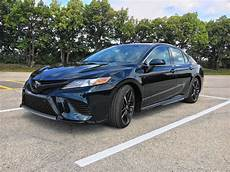 2018 Toyota Camry Hazard Lights Lights Camry Action 2018 Toyota Camry Is Anything But