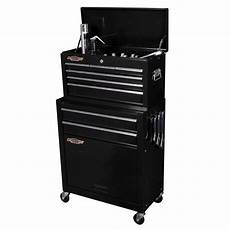 speedway 24 in wide portable tool chest combo cabinet