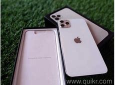 Iphone 11 pro max best quality duba.. in   Quikr Kolkata