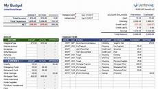 Weekly Budget Excel Template Weekly Budget Planner And Money Manager