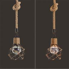 Rope Lighting Suppliers Ireland China Supplier Retro Hemp Rope Lamp Pendant Light