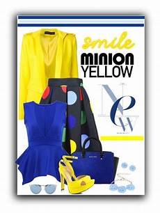 kors coats minions minion yellow with images yellow clothes business attire