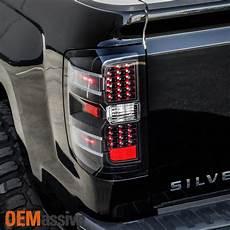 Light 2017 Silverado Fits 2014 2017 Silverado 1500 15 17 2500 3500 Black Led