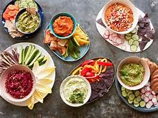healthy dips and spreads food network healthy meals