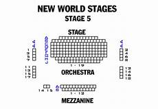 New Worli Chart New World Stages Stage 5 Playbill