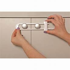 dreambaby child safety sliding cabinet lock bunnings
