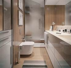 Modern Bathroom Layouts Modern Minimalist Apartment Bathroom Interior Design With