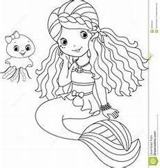 ausmalbilder meerjungfrau ausmalbilder f 252 r kinder